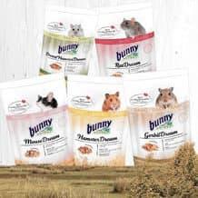 Nutrición básica para roedores pequeños