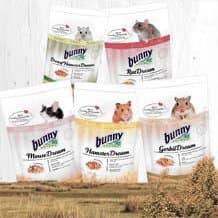 Alimentação base para pequenos roedores