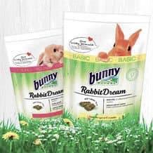 Basisvoer voor konijnen