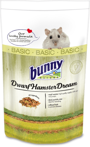 DwarfHamsterDreamBASIC